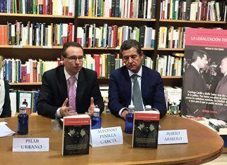 """Presentado el nuevo libro de Alfonso Pinilla García: """"La legalización del PCE. La historia no contada"""""""