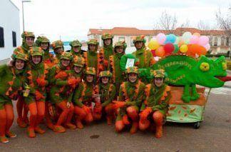 carnaval de Lobón 2015