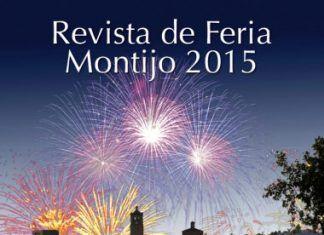 Portada de la Revista de Feria de Montijo 2015