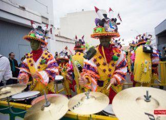 Desfile del Carnaval de Montijo 2016