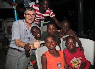 Bus de Atabal en Sierra Leona