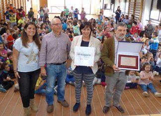 CEIP Calzada Romana, Centro Embajador de Save the Children