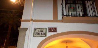 Calle Gloria Fuertes