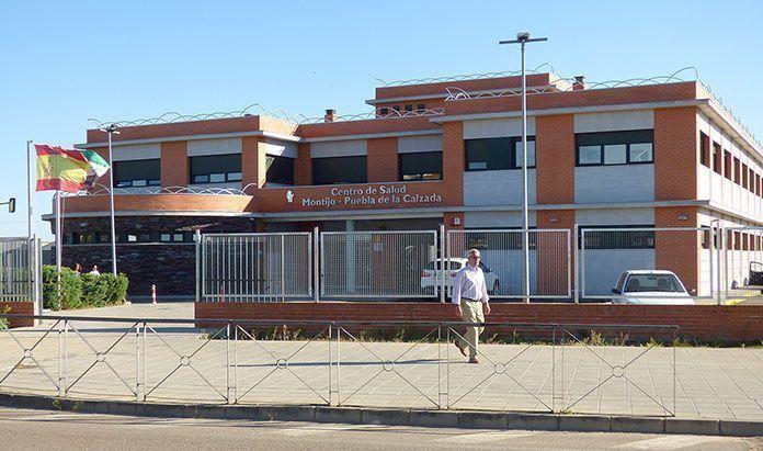 Centro de Salud de Montijo Puebla de la Calzada
