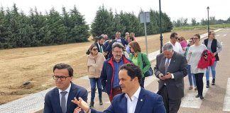 El Ayuntamiento de Montijo cede unos terrenos para la construcción de una nueva oficina del OAR Montijo