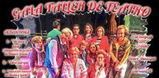 Gala Taller de Teatro de la Universidad Popular de Montijo