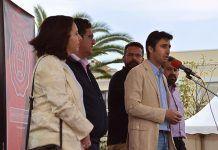 Inauguración del 2º Encuentro Enogastronómico Vegas Bajas