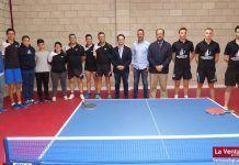 Inauguración sede Club de Tenis de Mesa Montijo