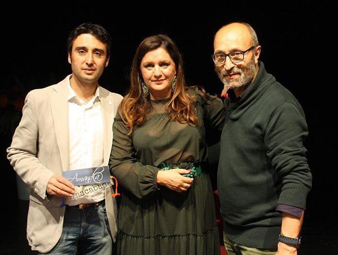 Juan María Delfa, Ana Marco y Teodoro Gracia