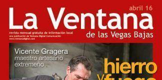 Portada revista La Ventana de abril de 2016