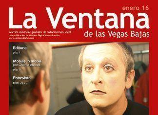 Portada de la revista La Ventana de enero de 2016