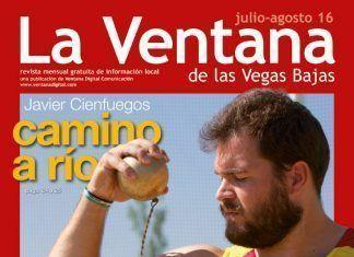 Portada revista La Ventana de julio-agosto de 2016