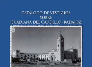Portada del Catálogo sobre Guadiana del Caudillo