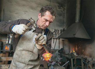Vicente Gragera Almirante, artesano de forja
