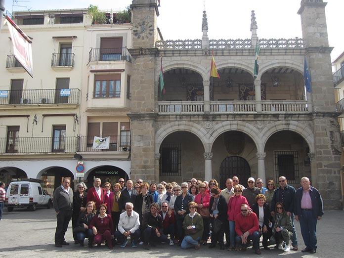 Visita a Plasencia y el convento del Palancar. II Jornadas de Historia de Lobón 3