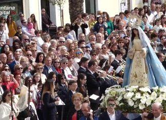 Domingo de Resurrección, Semana Santa Montijo: El Encuentro