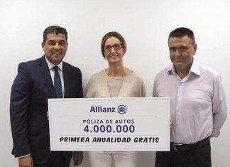 Póliza 4 millones emitida por Gaspar Hernández en Montijo