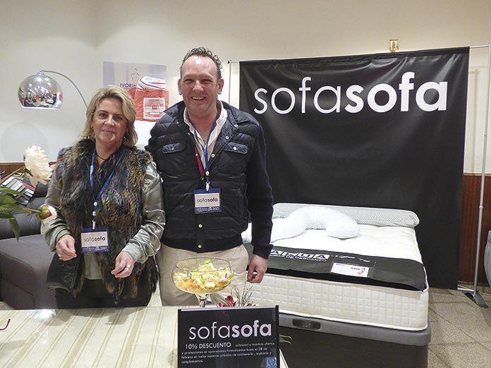 Stand Sofasofa en Expo Boda y Comiones Vegas Bajas