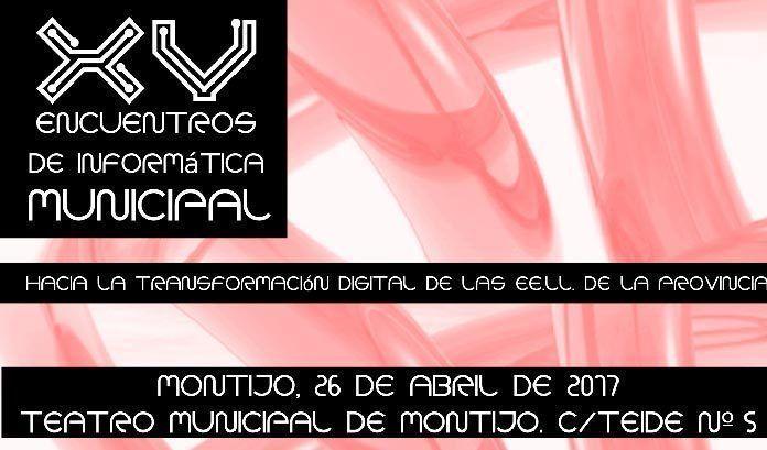 XV Encuentros de Informática Municipal