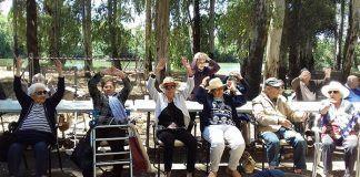 El Centro de Día de Lobón festejó San Isidro