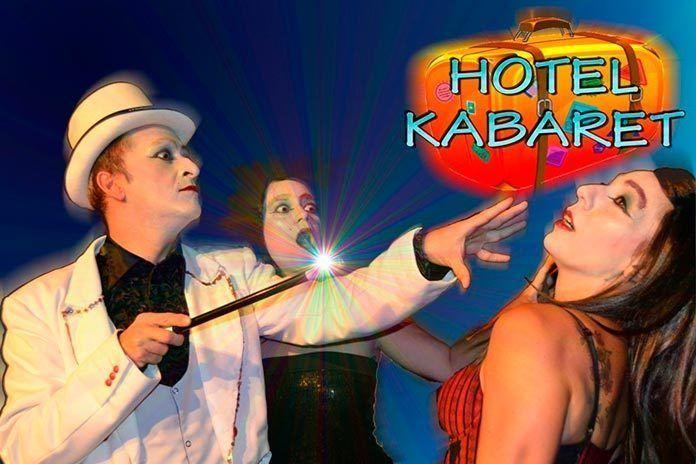 Hotel Kabaret, de Producciones Lucky & Luke