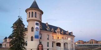 Vanessa Cordero Duque se hace con el galardón Pluma de oro de Alcorcón