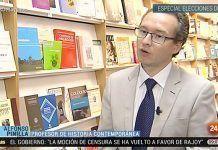 Alfonso Pinilla García en Los Desayunos de TVE