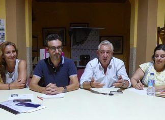 Asamblea General Ordinaria 2017 de la Asociación de Empresarios de Montijo, AEM