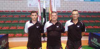 Campeonato de Extremadura de Tenis de Mesa