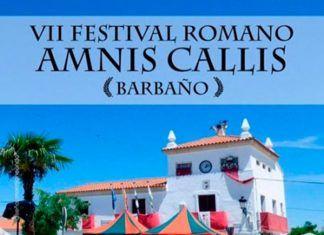 Cartel Festival Romano Amnis Callis de Barbaño