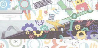 Cartel de la Feria de Ciencias de la Escuela Municipal de Jóvenes Científicos de Montijo