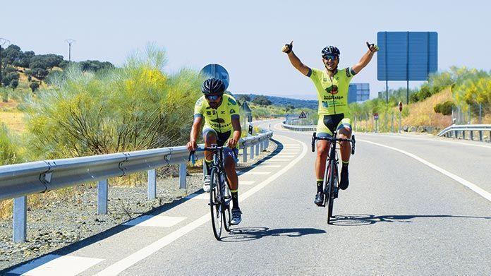 David Pascual Piñero y Luís Ignacio Barril Iglesias