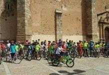 Dia Solidario de la Bicicleta del CEIP Padre Manjón