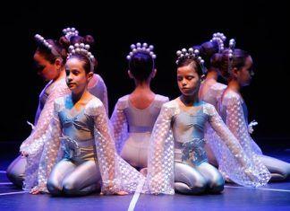 Gala de clausura del curso de la Escuela Municipal de Danza de Montijo