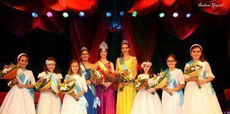 Gala de elección de la reina de la feria y fiestas San Pedro 2017 en Puebla de la Calzada (foto: Teodoro Gracia)