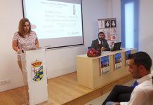 Inauguración del VII Festial Romano Amnis Callis de Barbaño