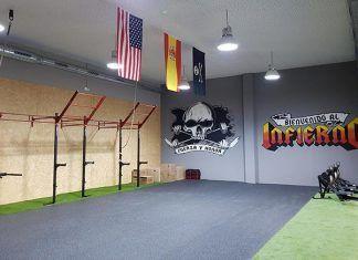 Interior de Valgon Trainning Center
