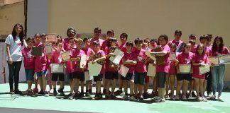 La Escuela de Jóvenes Científicos de Puebla de la Calzada celebra su segunda como clausura del curso