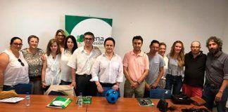 Los alcaldes de Montijo y Puebla de la Calzada aceptan las propuestas de las Comunidades de Experiencias 2.0