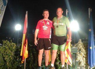 Manuel Nieto Ramón, medalla de plata en el Campeonato de España de Elche