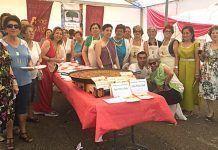 Participantes en el Festival Romano Amnis Callis de Barbaño