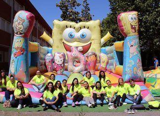 Participantes en el curso de Animador Sociocultural de la Universidad Popular de Montijo
