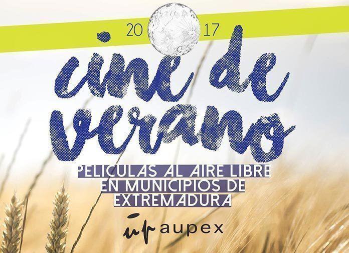 Proyecto Cine de verano, proyecto desarrollado por AUPEX