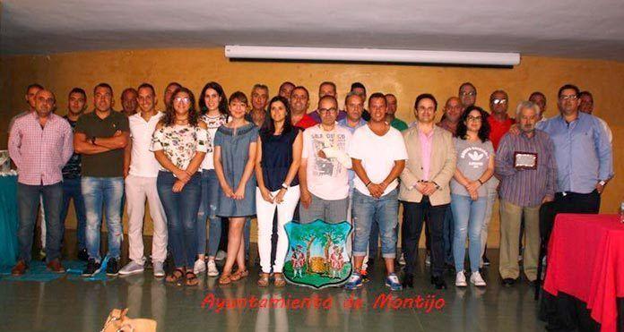 Reconocimiento del Ayuntamiento de Montijo a la Asociación Camino a la Vida