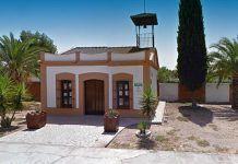 Sala Polivalente, antigua caseta de incendios, Montijo