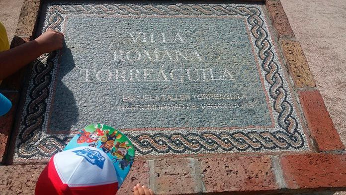 Visita a Torreáguila del Espacio Educativo Saludable de Cruz Roja Montijo