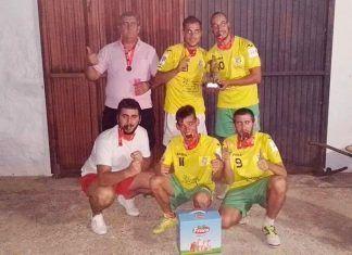 Camino a la Vida gana el I Torneo de Fútbol Sala de Lácara