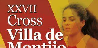 Cartel XXVII Cross Villa de Montijo