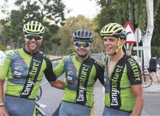 Ganadores de la prueba ciclista Gran Premio Fiestas de Barbaño