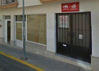 Sede de Izquierda Unida en Montijo